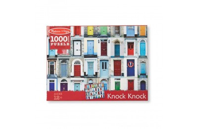 Melissa And Doug Knock Knock Doorways Puzzle 1000pc Deal