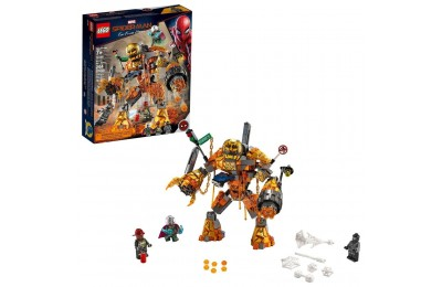 LEGO Super Heroes Marvel Spider-Man Molten Man Battle 76128 Deal