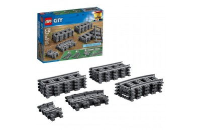 LEGO City Trains Tracks 60205 Deal