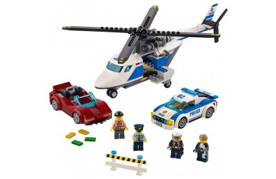 Black Friday 2020 LEGO City Police High-speed Chase 60138 Deal
