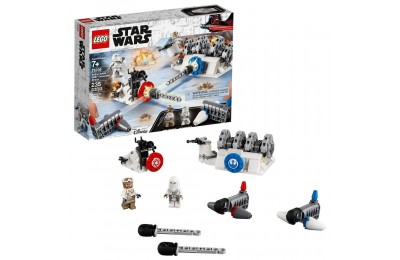Black Friday 2020 LEGO Star Wars Action Battle Hoth Generator Attack 75239 Deal