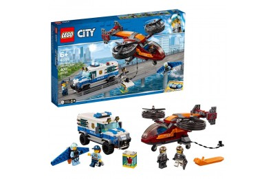 LEGO City Sky Police Diamond Heist 60209 Deal