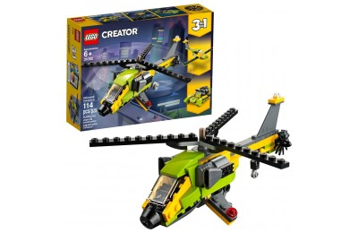 Black Friday 2020 LEGO Creator Helicopter Adventure 31092 Deal