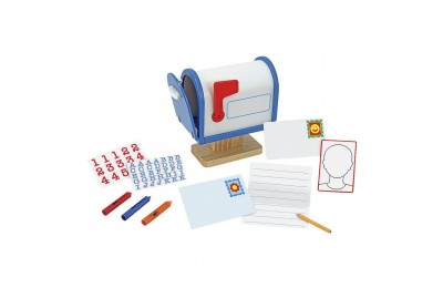 Black Friday 2020 Melissa & Doug My Own Wooden Mailbox Activity Set and Educational Toy Deal