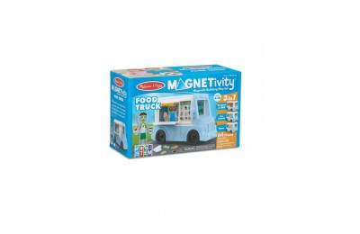 Melissa & Doug Magnetivity - Food Truck Deal