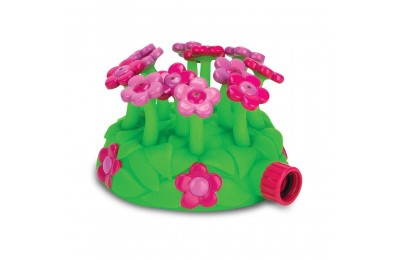 Melissa & Doug Sunny Patch Blossom Bright Sprinkler Toy With Hose Attachment, Kids Unisex Deal