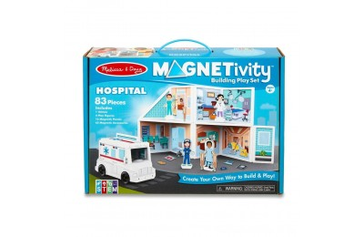Black Friday 2020 Melissa & Doug Magnetivity - Hospital Deal