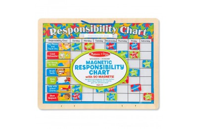 Melissa & Doug Magnetic Responsibility Chart Deal