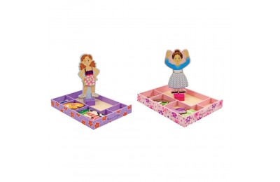 Melissa & Doug Magnetic Dress Up Sets Deal