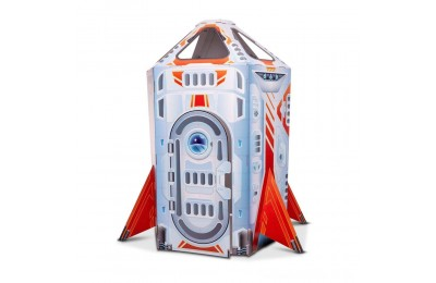 Melissa & Doug Rocket Ship Indoor Corrugate Playhouse Deal