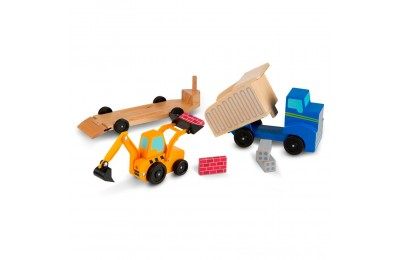 Melissa & Doug Dump Truck & Loader Deal