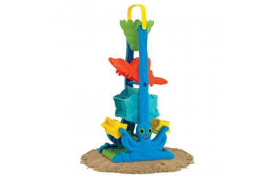 Melissa & Doug Seaside Sidekicks Sand-and-Water Sifting Funnel Deal