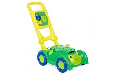 Melissa & Doug Sunny Patch Snappy Turtle Lawn Mower - Pretend Play Toy for Kids Deal