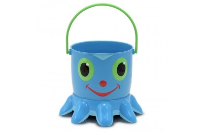 Melissa & Doug Sunny Patch Flex Octopus Sand Pail and Sifter Deal