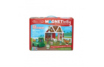 Melissa & Doug Magnetivity - On the Farm Deal