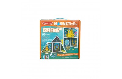 Melissa & Doug Magnetivity - Underwater Adventure Set Deal