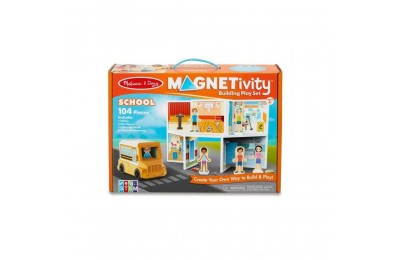 Black Friday 2020 Melissa & Doug Magnetivity - School Deal