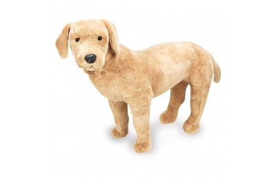 Melissa & Doug Giant Yellow Labrador - Lifelike Stuffed Animal Dog (nearly 2 feet tall) Deal