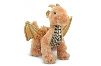 Melissa & Doug Luster Dragon Stuffed Animal Deal