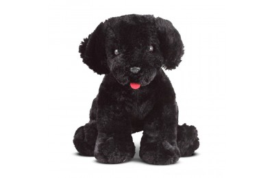 Melissa & Doug Benson Black Lab - Stuffed Animal Puppy Dog Deal