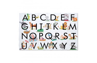 Melissa And Doug Learn The Alphabet Floor Puzzle 24pc Deal