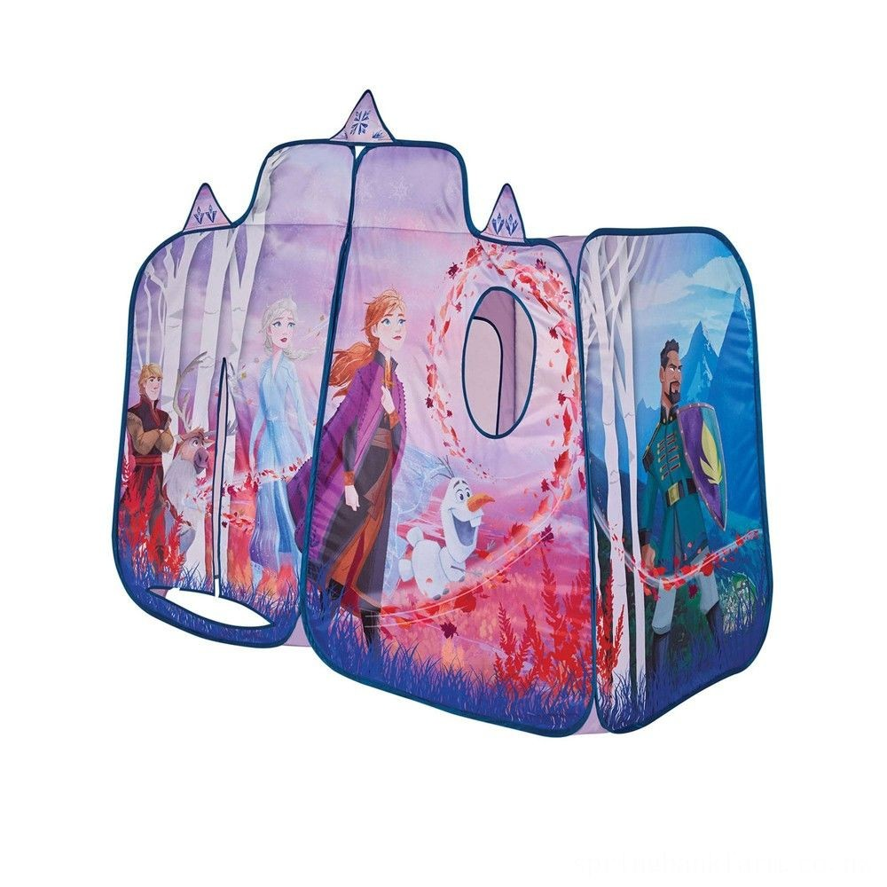 Disney Frozen 2 Deluxe Tent Deal