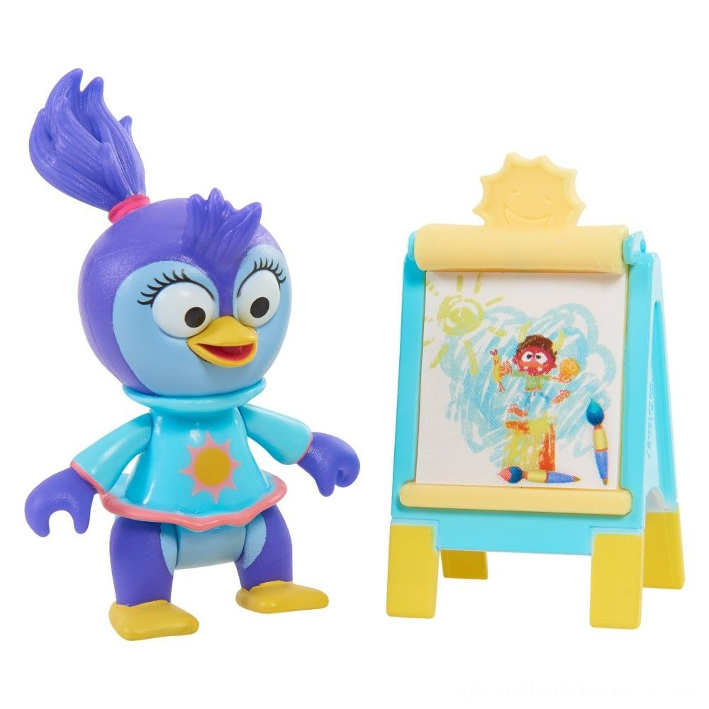 Disney Junior Muppet Babies Poseable Summer Penguin Deal