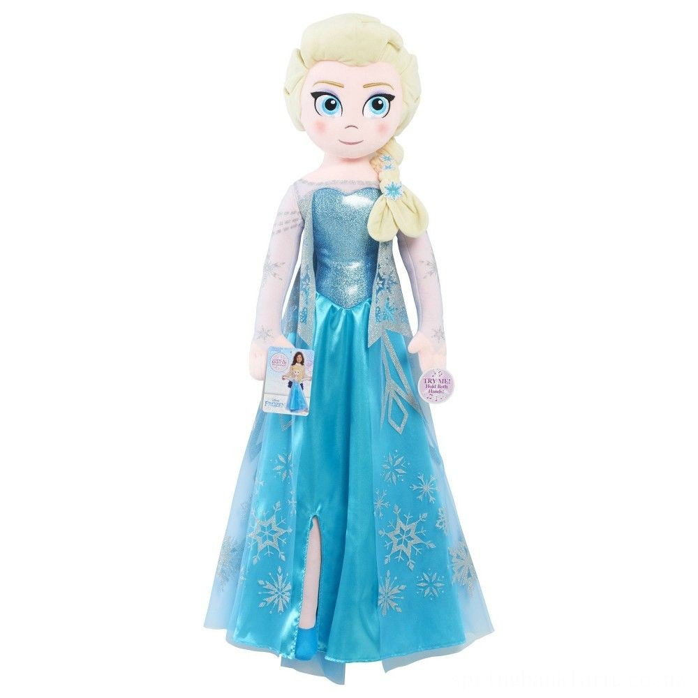 Disney Frozen Jumbo Singing Elsa Deal