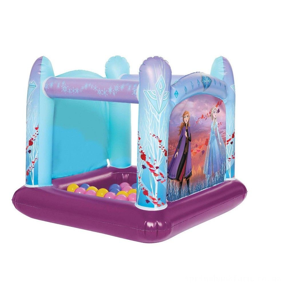 Disney Frozen 2 Playland With 20 Balls Deal