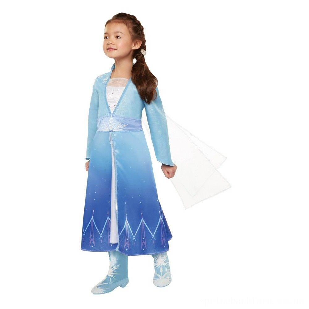 Disney Frozen 2 Elsa Boots Deal