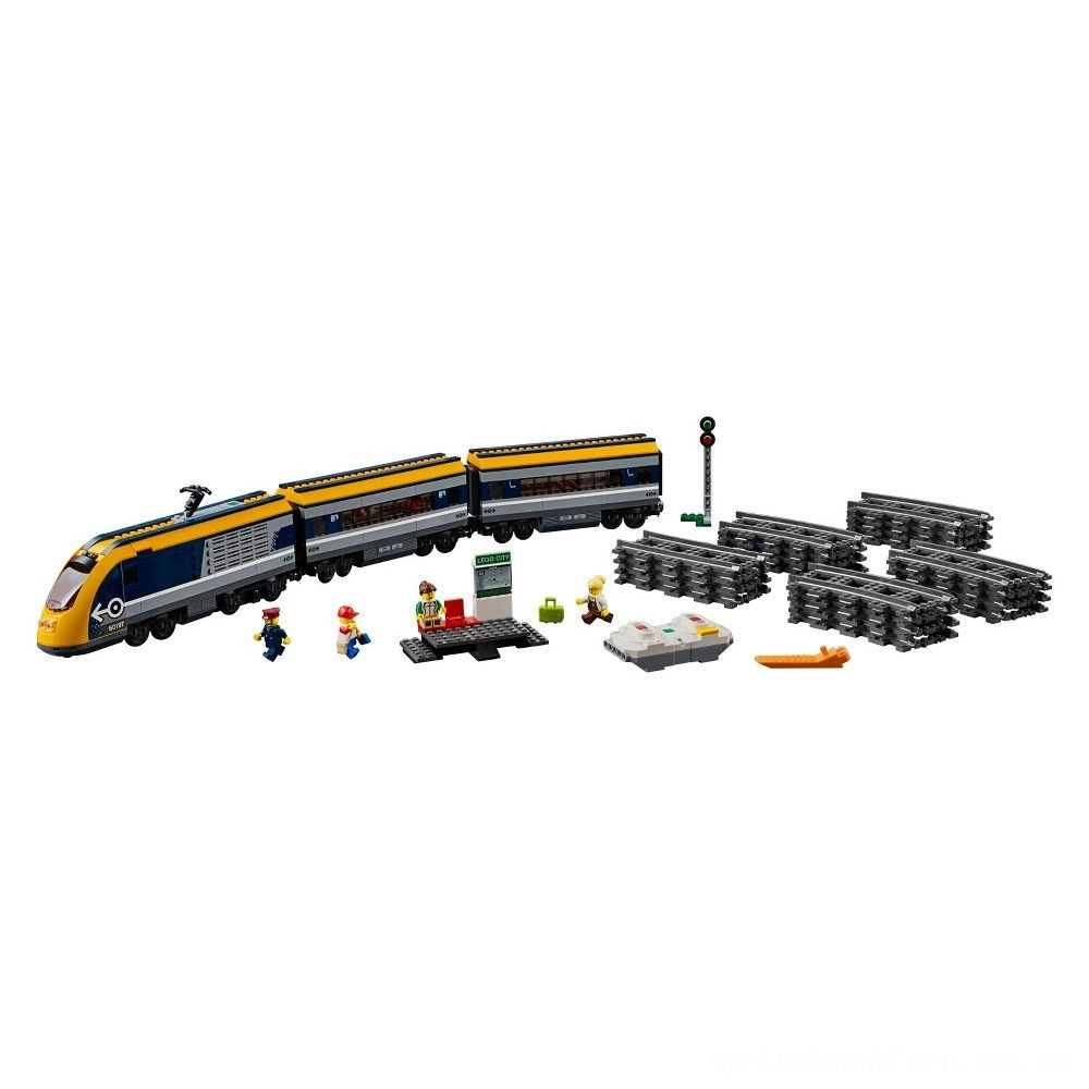 LEGO City Passenger Train 60197 Deal