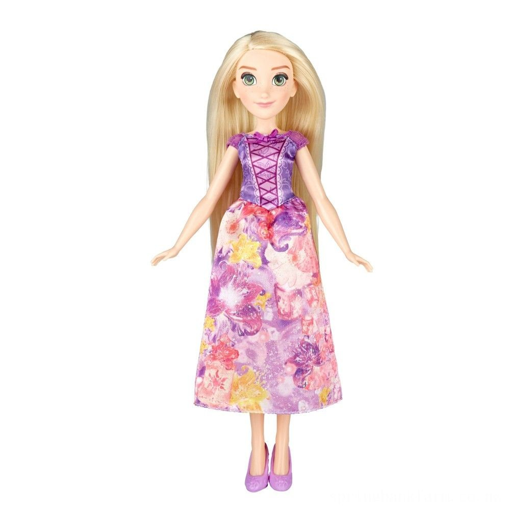 Disney Princess Royal Shimmer - Rapunzel Doll Deal