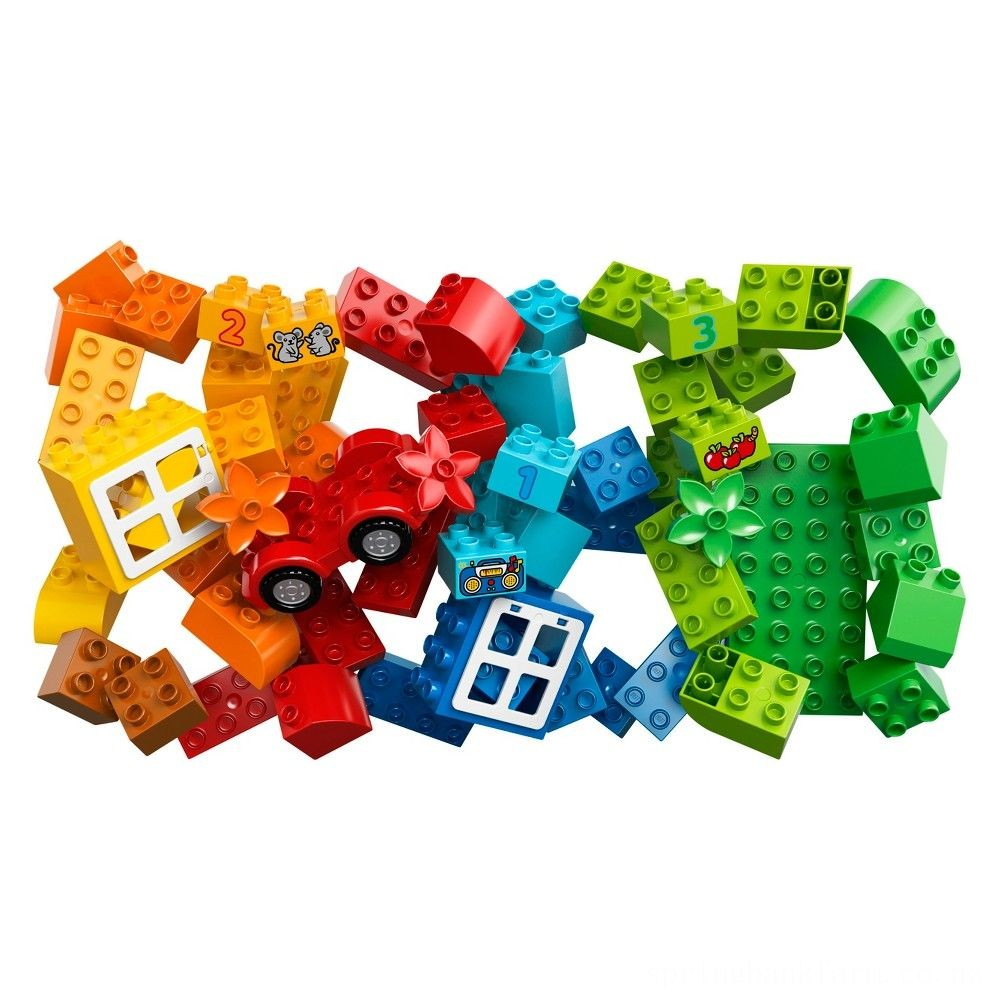 LEGO DUPLO My First All-in-One-Box-of-Fun 10572 Deal