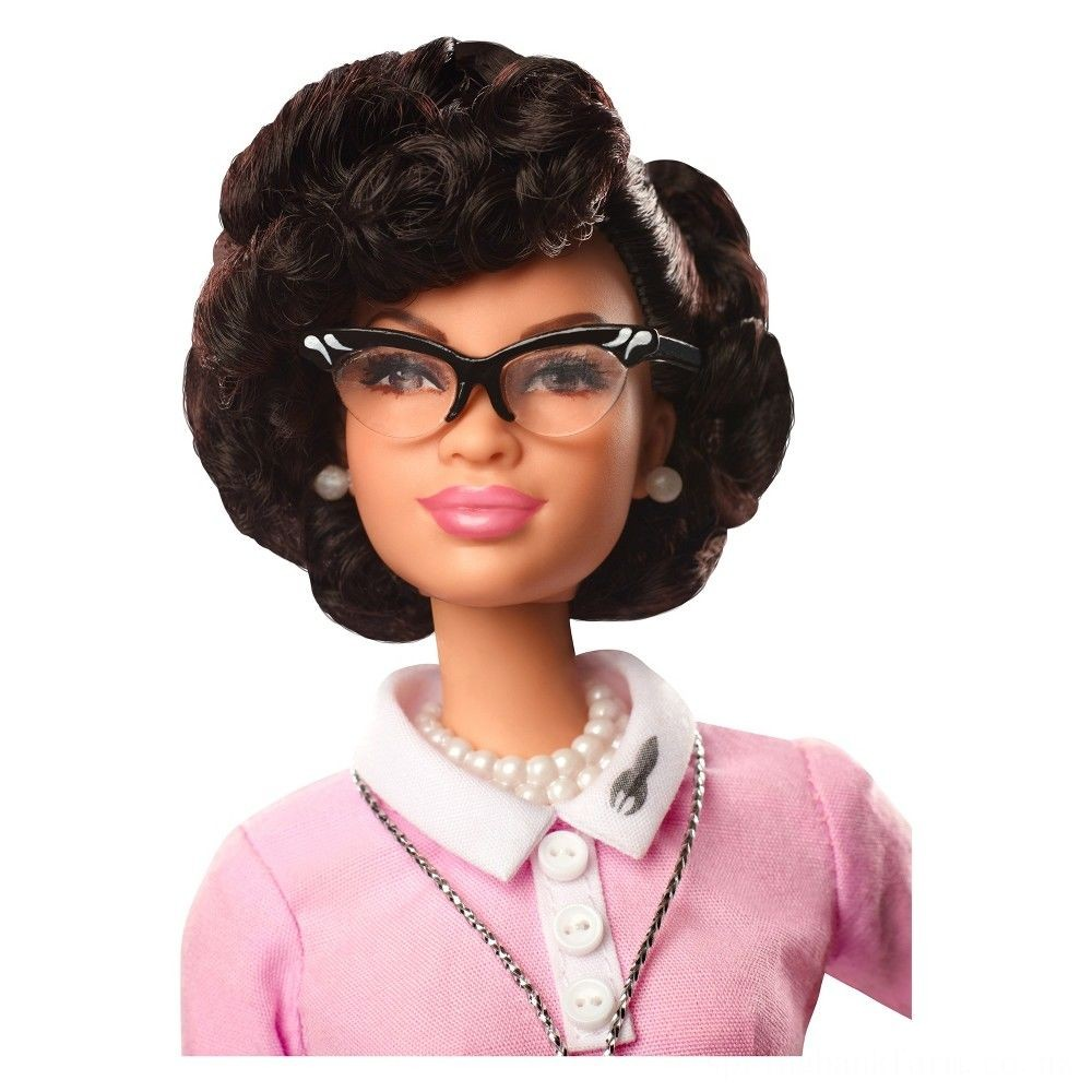 Barbie Collector Inspiring Women Series Katherine Johnson Doll Deal