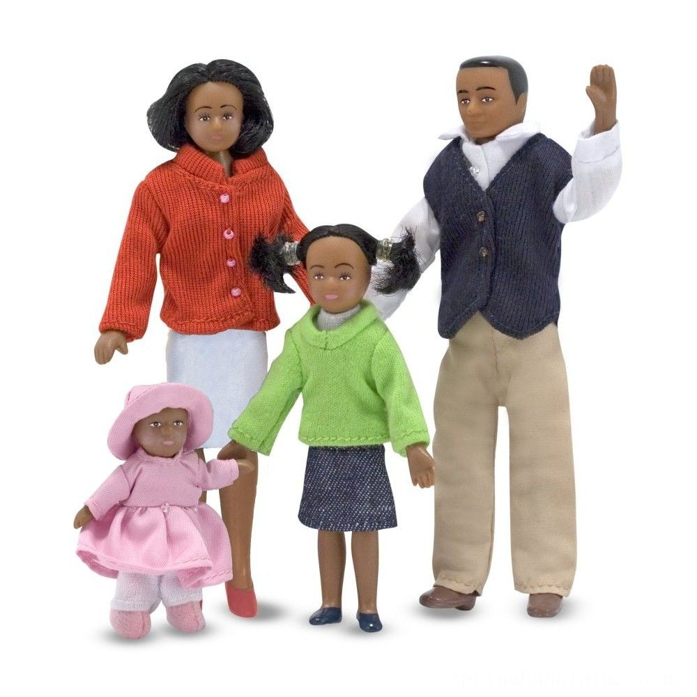 Melissa & Doug Victorian Doll Family Deal