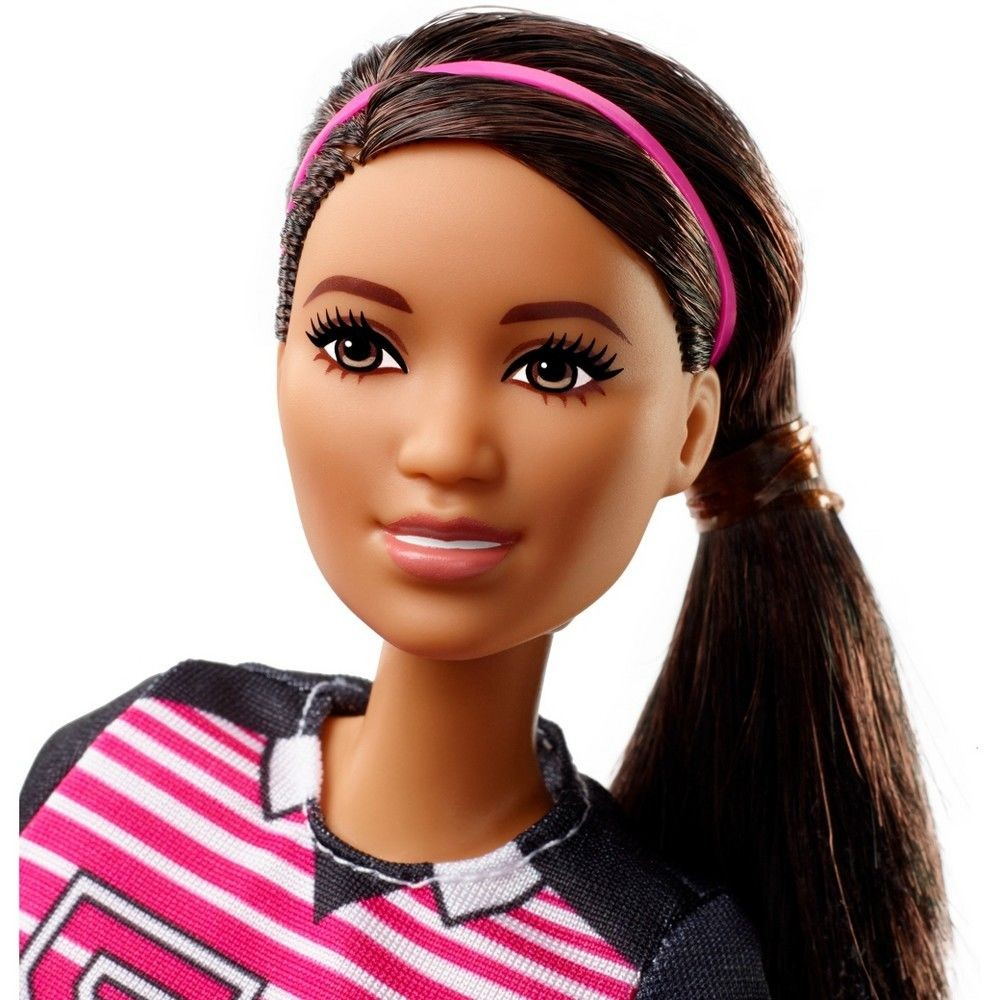 Barbie Careers 60th Anniversary Athlete Doll Deal