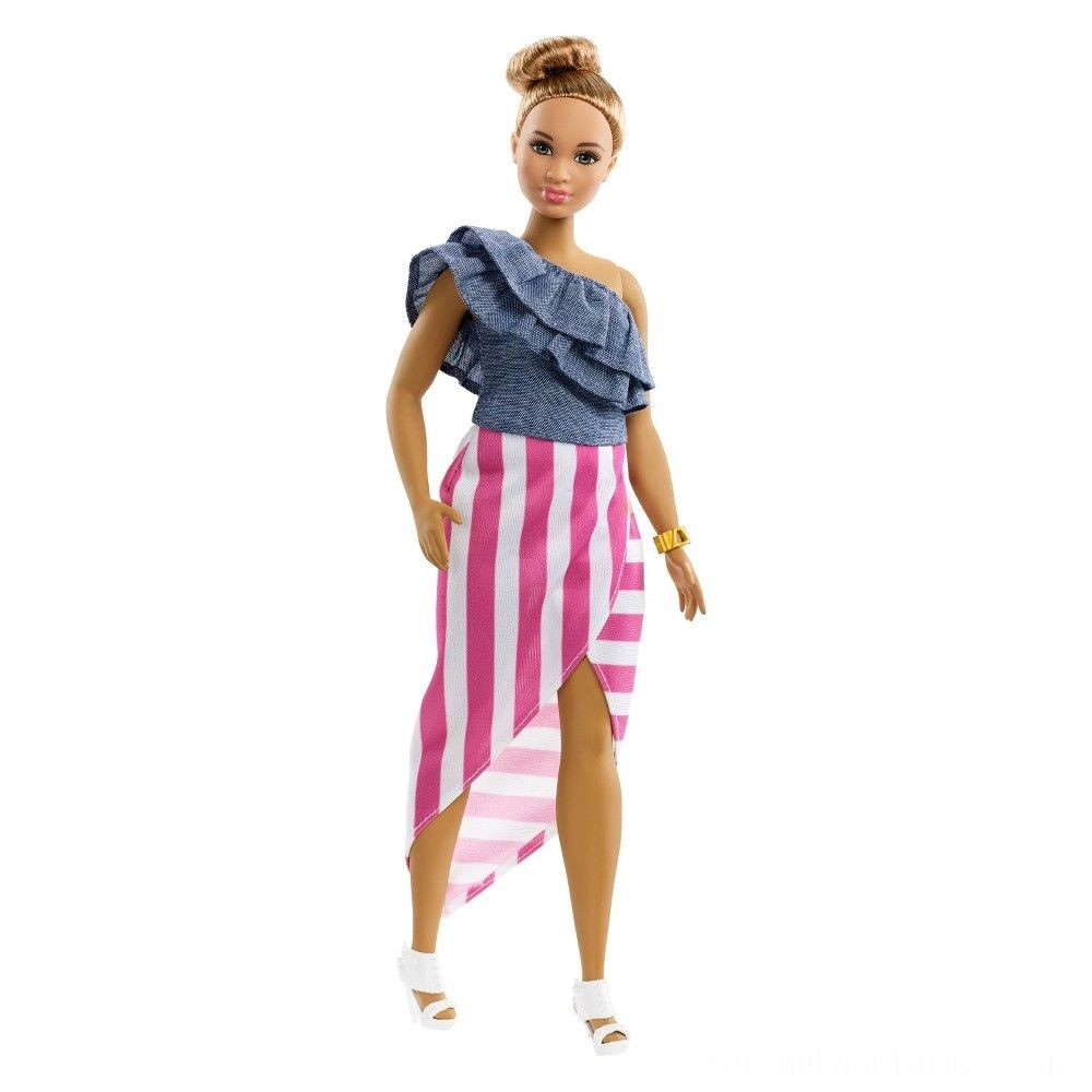 Barbie Fashionista Bon Voyage Doll Deal