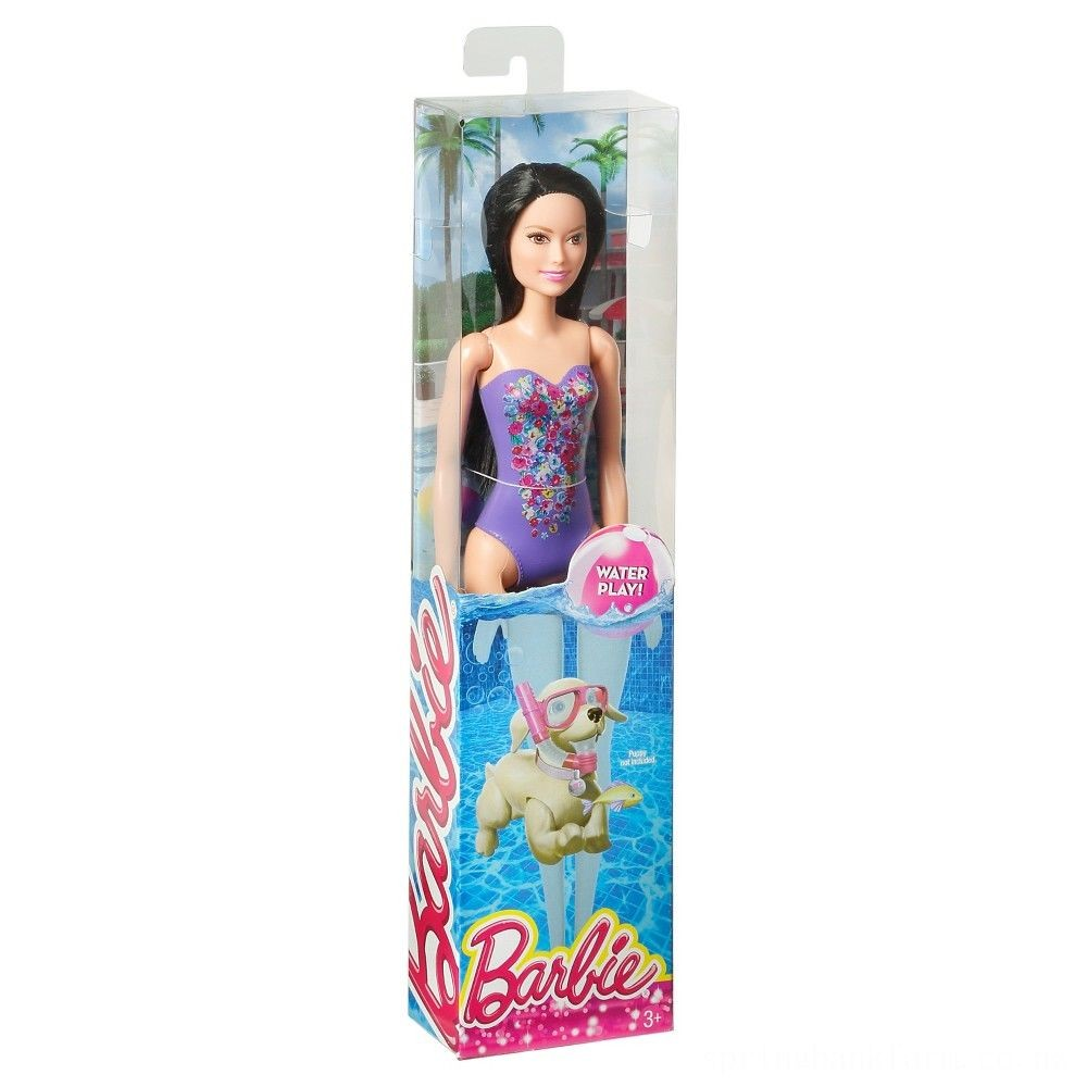 Barbie Beach Teresa Doll, fashion dolls Deal