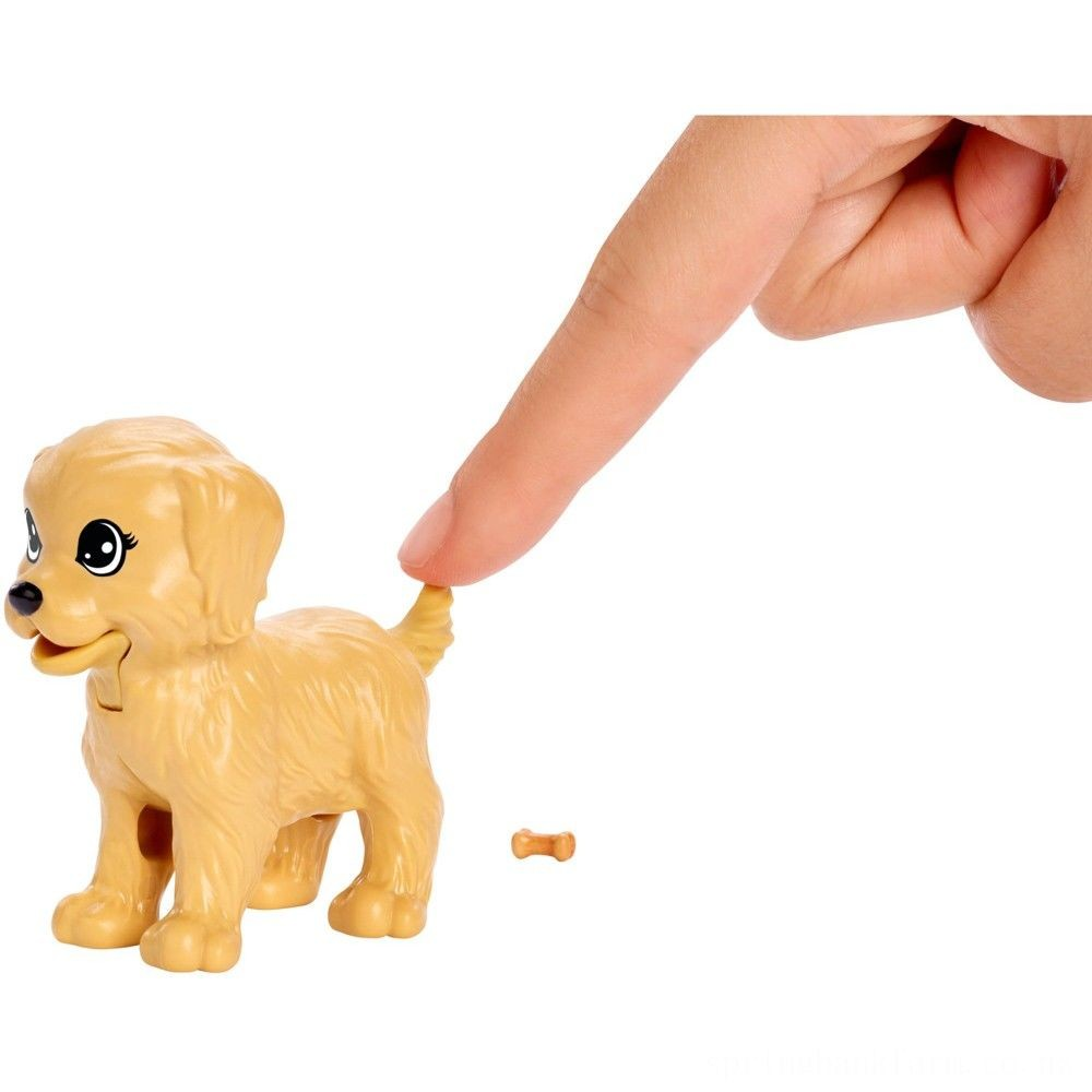 Barbie Doggy Daycare Doll & Pets Deal