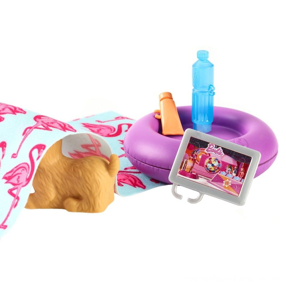 Barbie Donut Floaty Accessory Deal