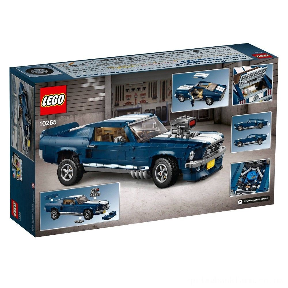 LEGO Creator Expert Vehicles Ford Mustang 10265 Deal