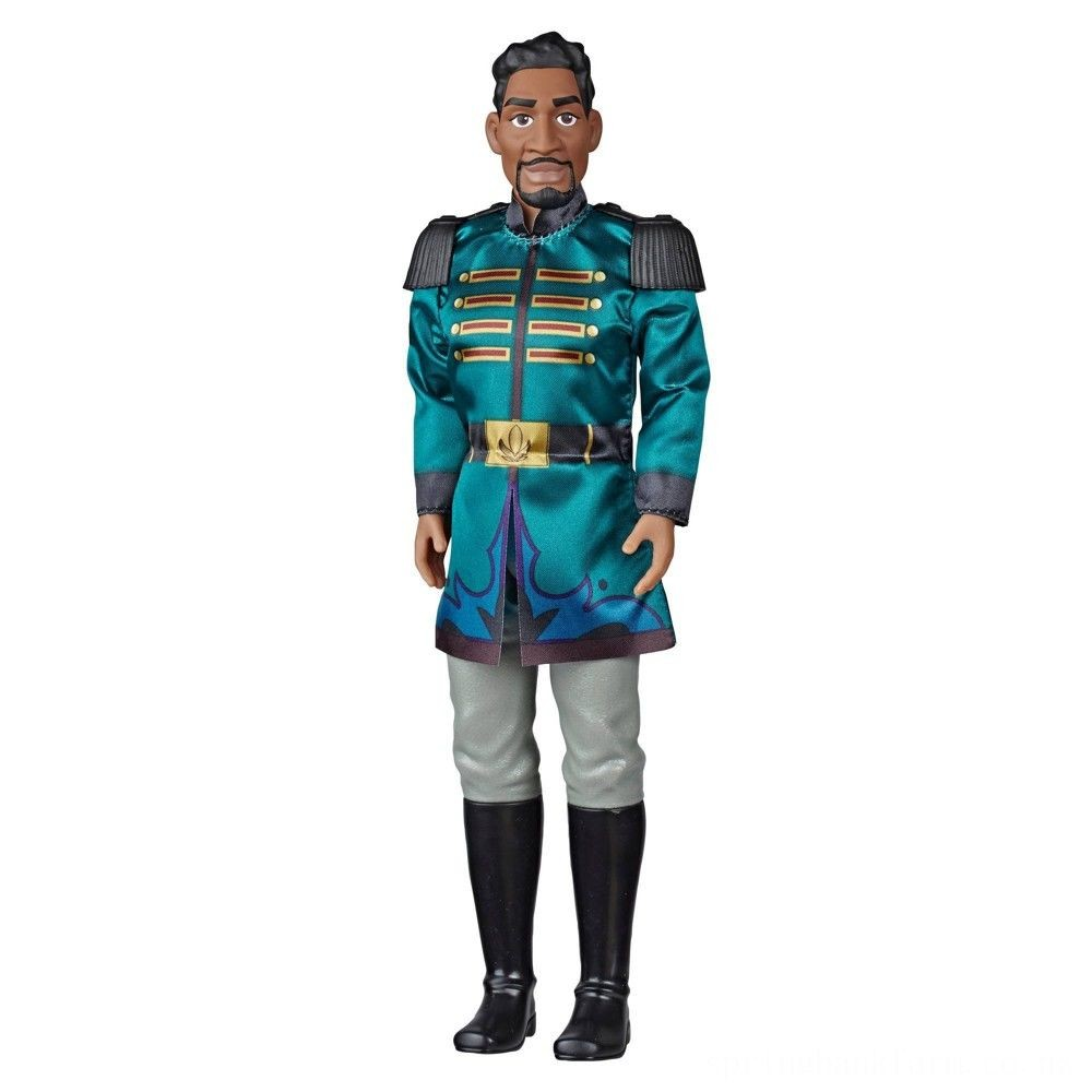 Disney Frozen 2 Mattias Fashion Doll Deal