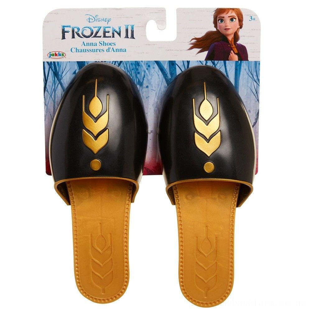Disney Frozen 2 Anna Travel Shoes Deal