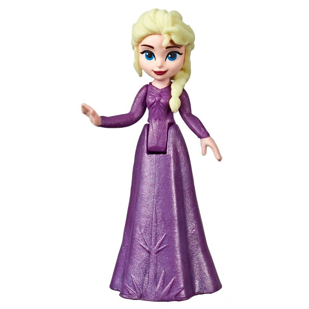 Disney Frozen 2 Pop Adventures Series 1 Surprise Blind Box Deal
