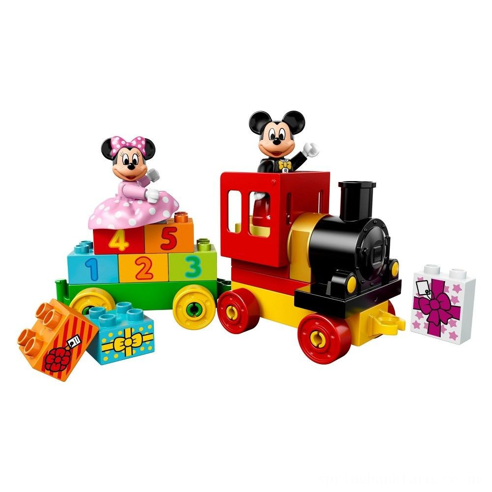 LEGO DUPLO Mickey Minnie Birthday 10597 Deal