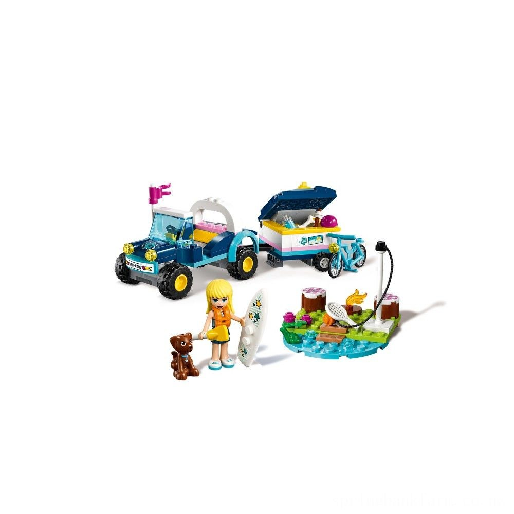 LEGO Friends Stephanie's Buggy & Trailer 41364 Deal