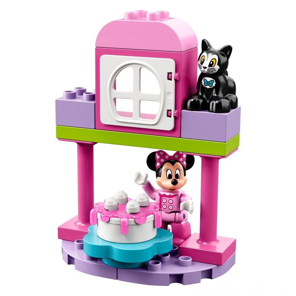 LEGO DUPLO Disney Minnie Mouse's Birthday Party 10873 Deal