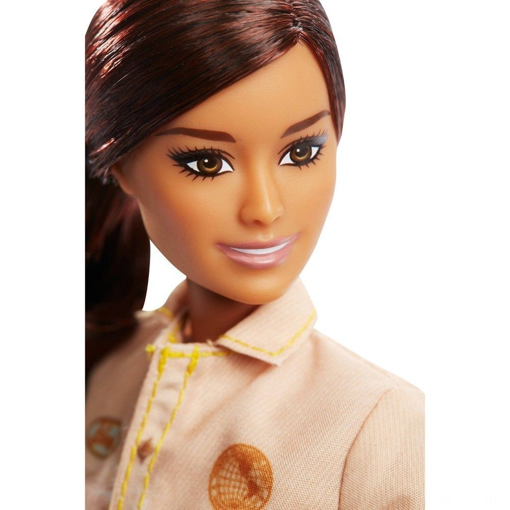 Barbie National Geographic Doll with Monkey Deal