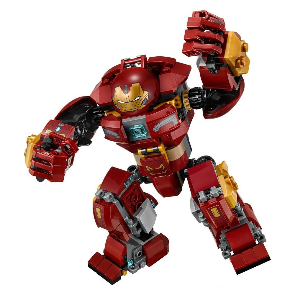 LEGO Super Heroes Marvel Avengers Movie The Hulkbuster Smash-Up 76104 Deal