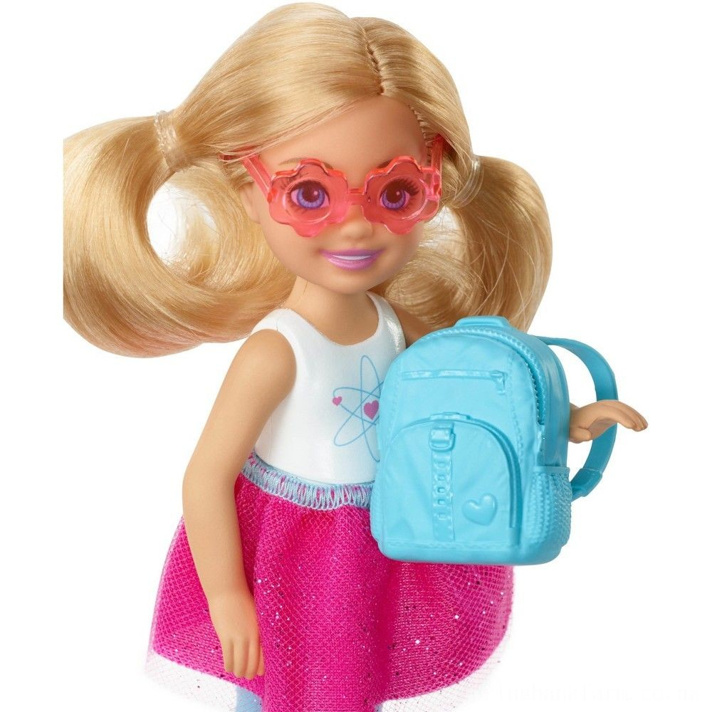 Barbie Chelsea Travel Doll Deal